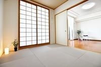 和室は人気の琉球畳♪