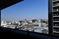 10階ならではの眺望です♪