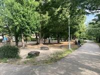今川公園です♪子供たちが遊んでます!